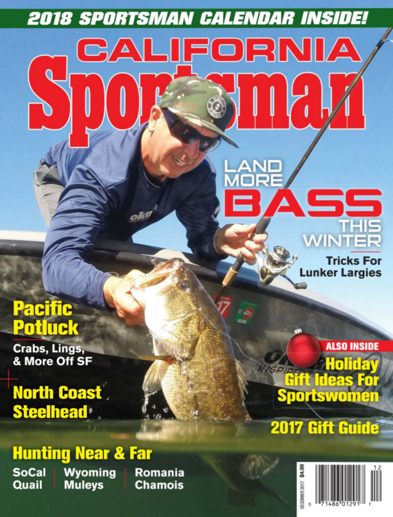 Todd Kline California Sportsman Dec2017 1